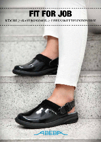 Shoes For Work 2019 - Hygiene Katalog