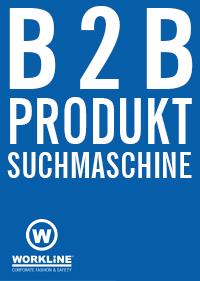 B2B Produktsuchmaschine
