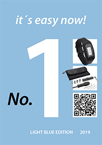 It's easy now - No. 1 - Werbeartikel Katalog