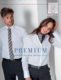 GREIFF Premium 1220 Blusen und Hemden Cover