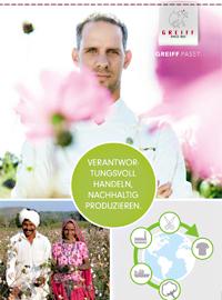GREIFF Nachhaltigkeit Zertifizierungen