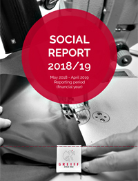 GREIFF Social Report Cover