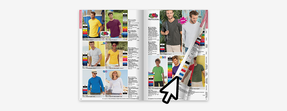 Workline Kataloge - Print