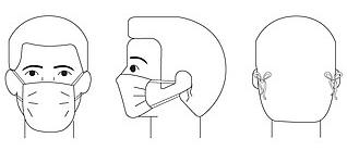 Hakro Maske Trageempfehlung 3