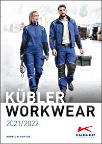 KÜBLER Hauptkatalog Cover