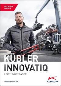 KÜBLER Innovatiq Katalog