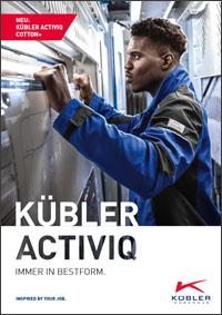 KÜBLER Activiq Katalog 2018