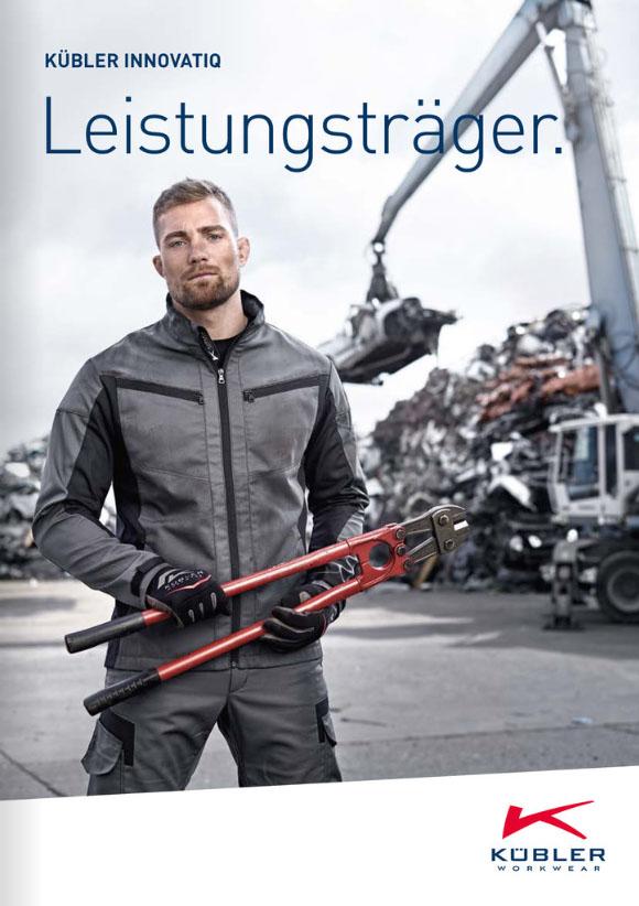 KÜBLER Innovatiq Katalog 2018