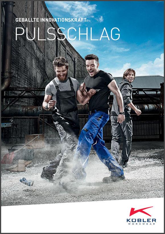 KUEBLER Pulsschlag Katalog 2018