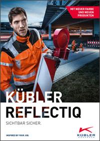 Kuebler Reflectiq Katalog Cover
