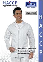 LEIBER HACCP Hygiene Bekleidung