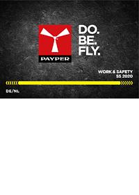 Payper Arbeits- und Sicherheitsbekleidung Katalog