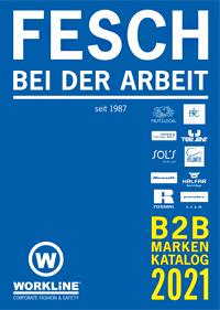 Workline B2B Marken Katalog 2021