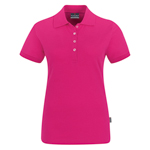 HAKRO Women-Poloshirt Stretch