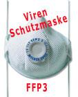 Filtermaske FFP3 S