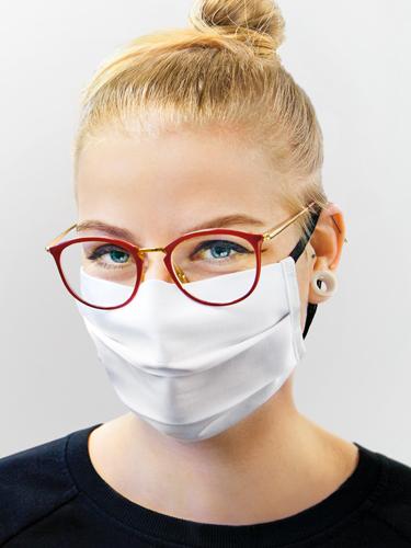 Mund-Nasen Schutzmaske INDUSTRIE