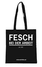 BW-Tasche Fesch b. d. Arbeit
