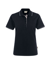 HAKRO Damen-Poloshirt Casual