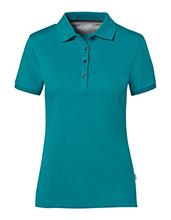 HAKRO Damen-Poloshirt Cotton-Tec