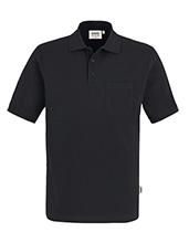 HAKRO Pocket-Poloshirt Top