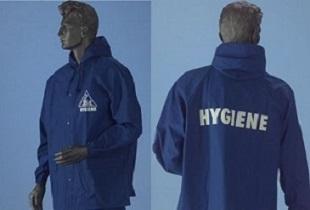 Wasch-Jacke HYGIENE