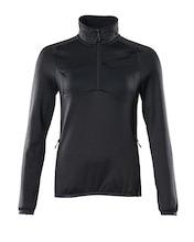 MASCOT® Damen-Fleecepullover mit kurzem Zipper