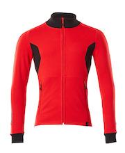 MASCOT® Sweatshirt mit Reißverschluss, modern Fit