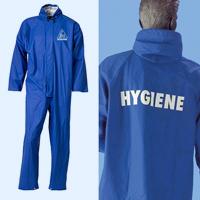 Wasch-Overall HYGIENE