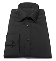 Hemd Classic schwarz