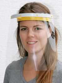 Gesichtsschutz Visier V1