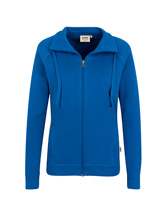 HAKRO Damen-Sweatjacke College